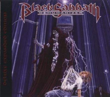 BLACK SABBATH - Dehumanizer (2CD) (2011) FLAC