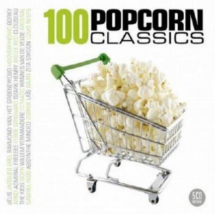 VA - 100 Popcorn Classics (5CD) (2009)