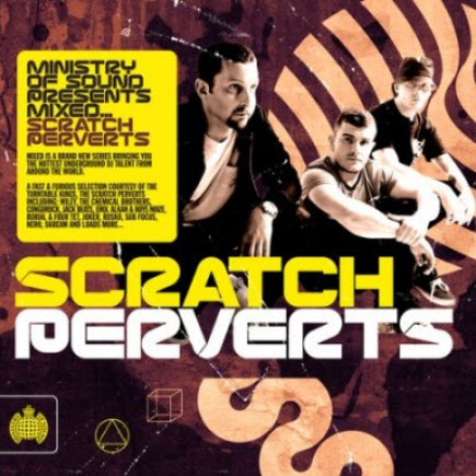 VA - Ministry of Sound: Presents Mixed - Scratch Perverts (2010)