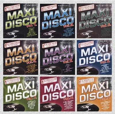 VA - Maxi Disco 1-9 (2009) [MP3 | 320 kbps]