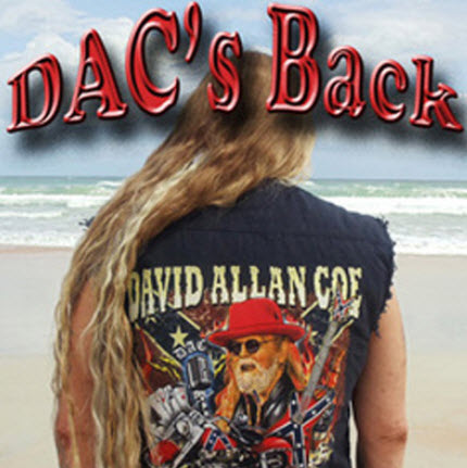 David Allan Coe - DAC's Back (2010)