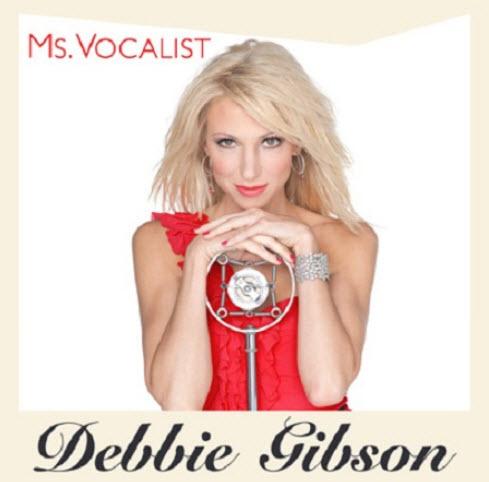 Debbie Gibson - Ms. Vocalist (2010)