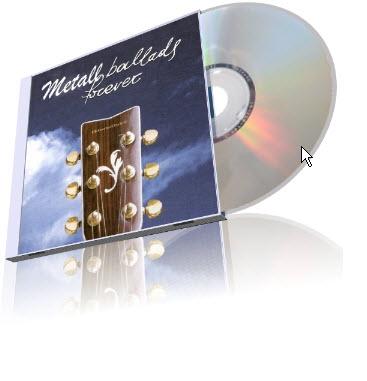 VA - Metall Ballads Forever (2010)