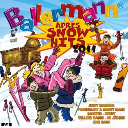 VA - Ballermann Apres Snow Hits 2011 (3CD) (2010)