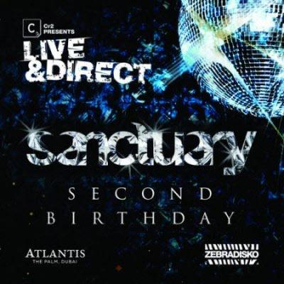 VA - Sanctuary - 2nd Birthday (2010)