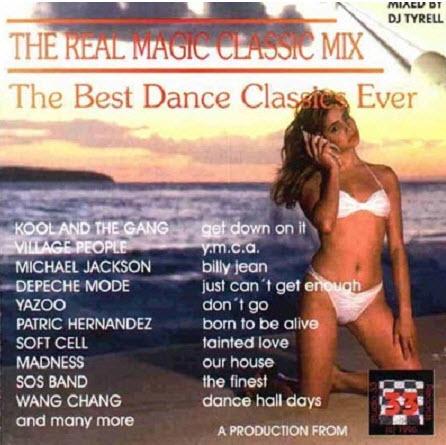 VA - The Best Dance Classics Ever (2010)