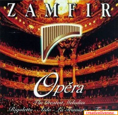 Gheorghe Zamfir, The Prague National Theatre Orchestra - Opera