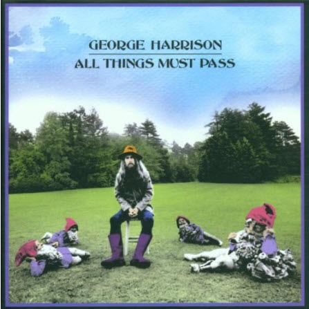 George Harrison - All Things Must Pass (30th Anniversary Edition) (2001)