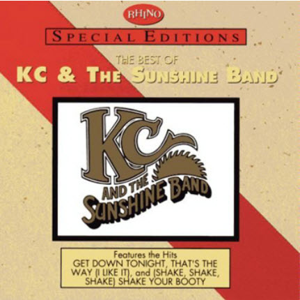 KC & The Sunshine Band - The Best Of (1990)