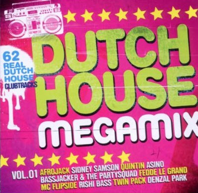 VA - Dutch House Megamix Vol.1 (2010)