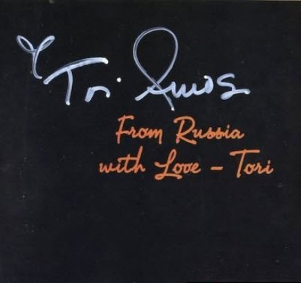 Tori Amos - From Russia With Love (2010) [FLAC]