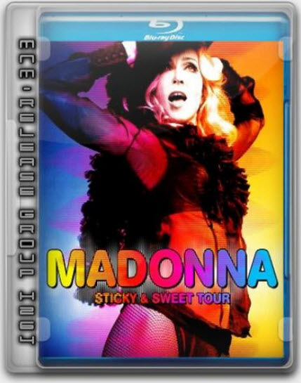 Madonna - Sticky And Sweet Tour (2008) BRRip H264
