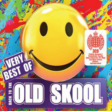 VA - Very Best Of Back To The Old Skool (2010)
