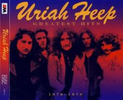Uriah Heep - Greatest Hits 1970-1978 (2008 Star Mark Compilations) 2CD