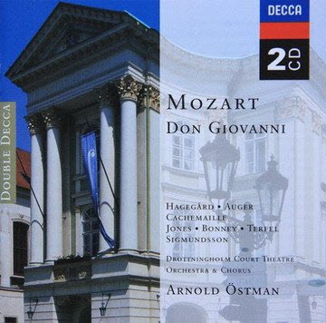 Mozart - Don Giovanni (Prague Version) (2001)