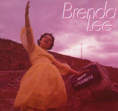 Brenda Lee - Little Miss Dynamite (4CD Box) (1995) MP3