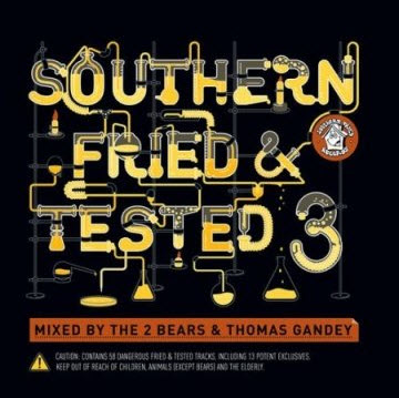VA-Southern Fried & Tested 3 (Unmixed Version) (2011)