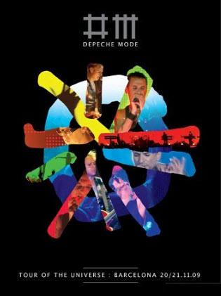 Depeche Mode - Tour Of The Universe (Live In Barcelona) (2CD) - 2010