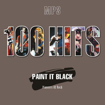 VA - 100 Hits Paint It Black