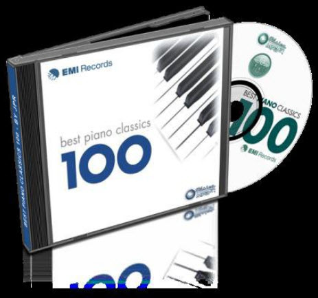 VA - 100 Best piano classics (6CD) (2005) FLAC