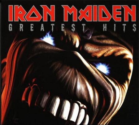 Iron Maiden - Greatest Hits (2008)