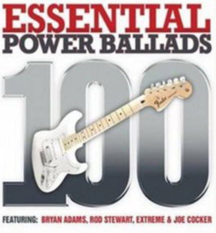 VA, Essential, Power, Ballads
