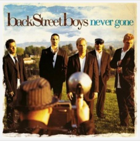 Backstreet Boys - Never Gone [Japan Edition] (2005) [FLAC]
