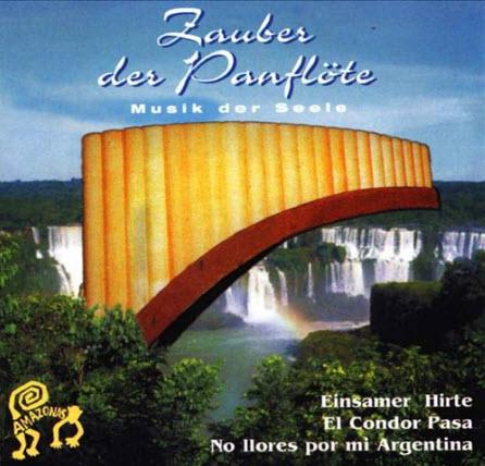 Jose Zariz - Zauber der Panflote - 1998