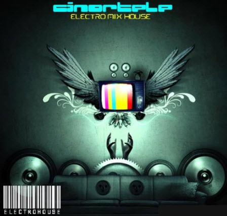 [VA] Electro Mix House By Cinortele (1CD) Electro-House And Tech-House