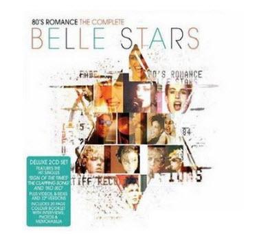 Belle Stars - 80's Romance (Deluxe Edition) (2010)