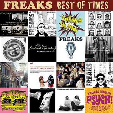 Freak - Best Of Times (2010)
