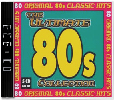 VA - The Ultimate 80s Collection (1989)