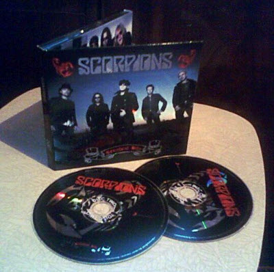 Scorpions - Greatest Hits (2010)