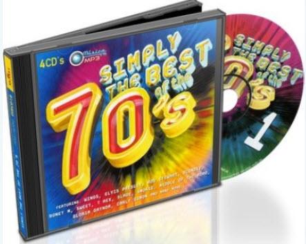 Lo mejor de los 70�s � Seleccion de hits