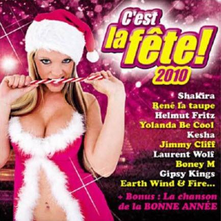 VA - Cest La Fete 2010 (2010)