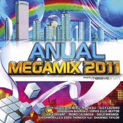 VA - Anual Megamix 2011 (2010)
