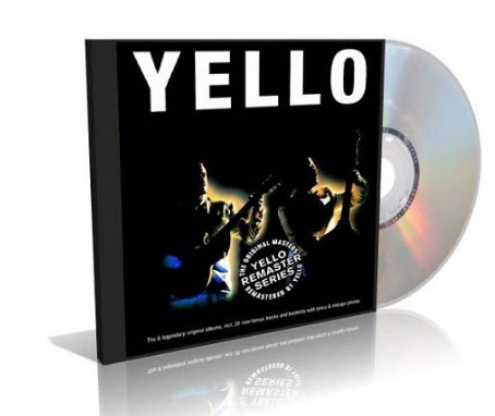 Yello - Discography (1980 - 2010)