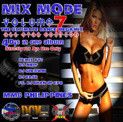 VA - Mix Mode Vol. 7 All Star Edition (2010)