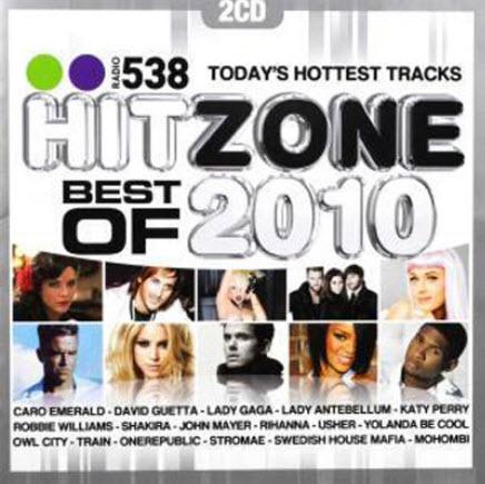 VA - Hitzone Best Of 2010 - 2CDs
