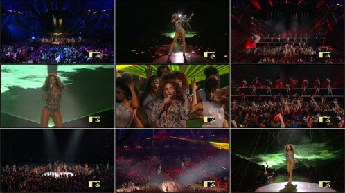 Beyonce - Single Ladies (MTV Video Music Awards) (Live) (2009)