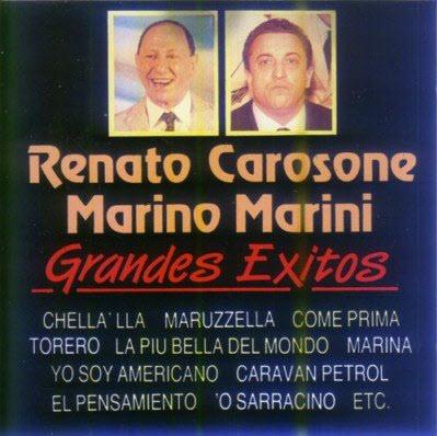 Renato Carosone & Marino Marini - Grandes Exitos (1991)