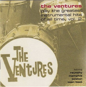 The Ventures - Play The Greatest Instrumental Hits Of All Time Vol.2 (2003)