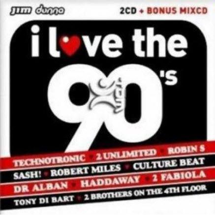 VA - I Love The 90's Volume 4 (2011)