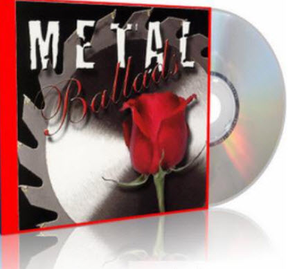VA - Metal Ballads Of 80-90 (2010)