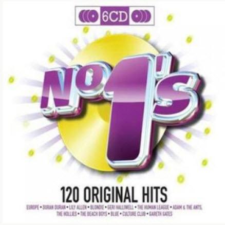 VA - No 1's (6CD) (2009)