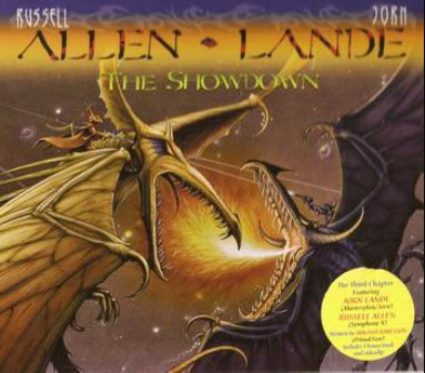 Russell Allen , Jorn Lande - The Showdown [Limited Edition] (2010)