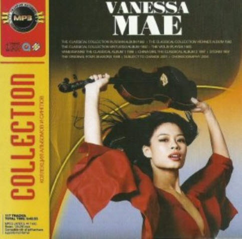 Vanessa Mae - Collection (1992 - 2004)