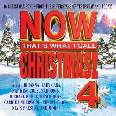 VA - Now That's What I Call Christmas 4 (2010)