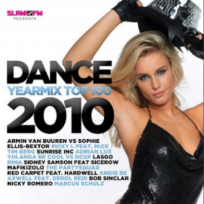 VA - Dance YearMix Top 100 (2010)