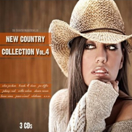 VA - New Country Collection Vol.4 (2010)